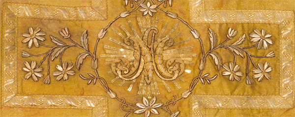 exposition vetements liturgiques aiguebelle